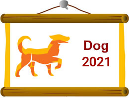Dog Chinese Horoscope 2021