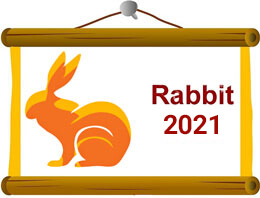 Rabbit Chinese Horoscope 2021