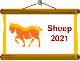 Sheep Chinese Horoscope 2021