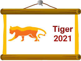 Tiger Chinese Horoscope 2021