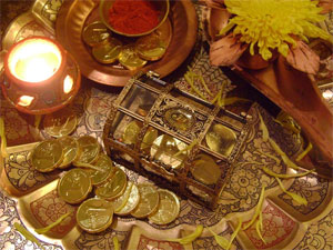 Dhanteras in 2017 is on October 17.
