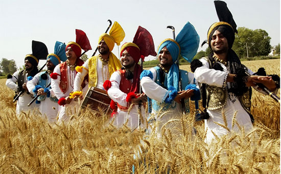 Baisakhi 2017 is on April 14.