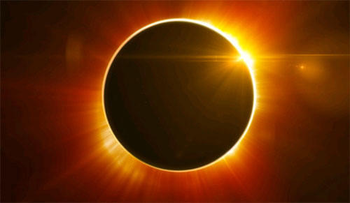 Surya Grahan or solar eclipse in 2017 will not be visible in India.