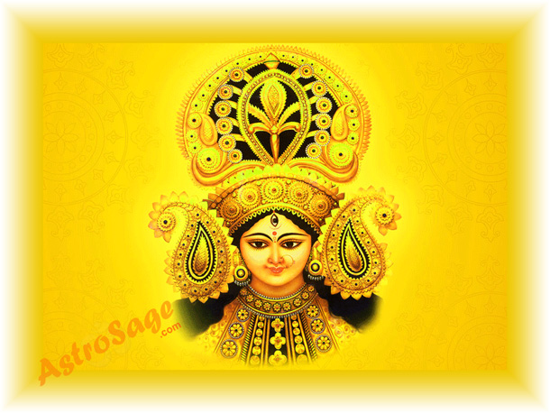 Durga Puja wallpaper for download