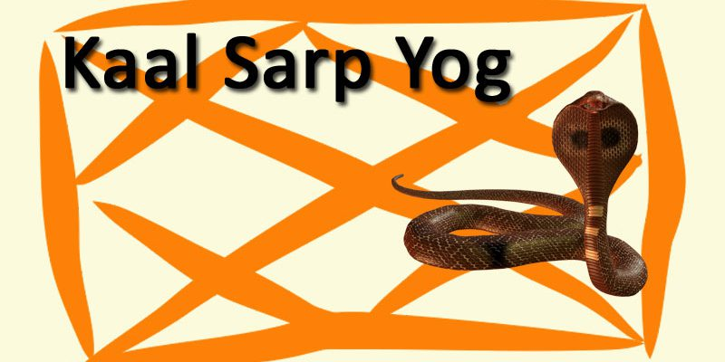 Kaal Sarp Dosh is formed due to Rahu and Ketu