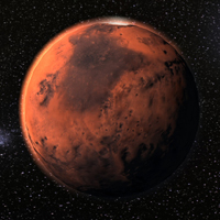 The transit of Mars create great effects