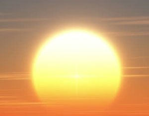 Sunrise and sunset is considered very important in Vedic Astrology