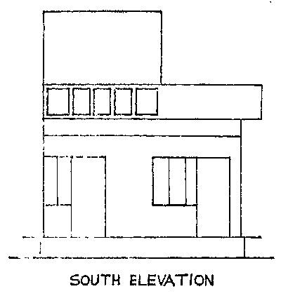 Elevation South Road In Vastu