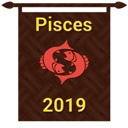 Pisces horoscope 2019 is here to help you plan your year ahead.